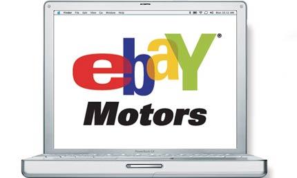 Procédure pour acheter une auto sur Ebay!