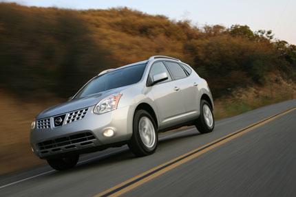 Nissan Rogue AWD SL