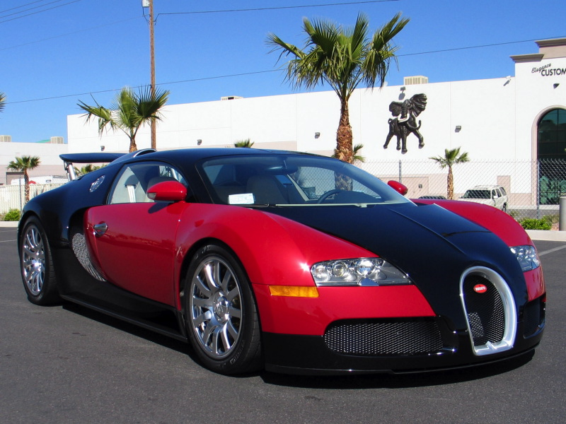 une bugatti veyron 16 4 2008 a vendre sur ebay. Black Bedroom Furniture Sets. Home Design Ideas