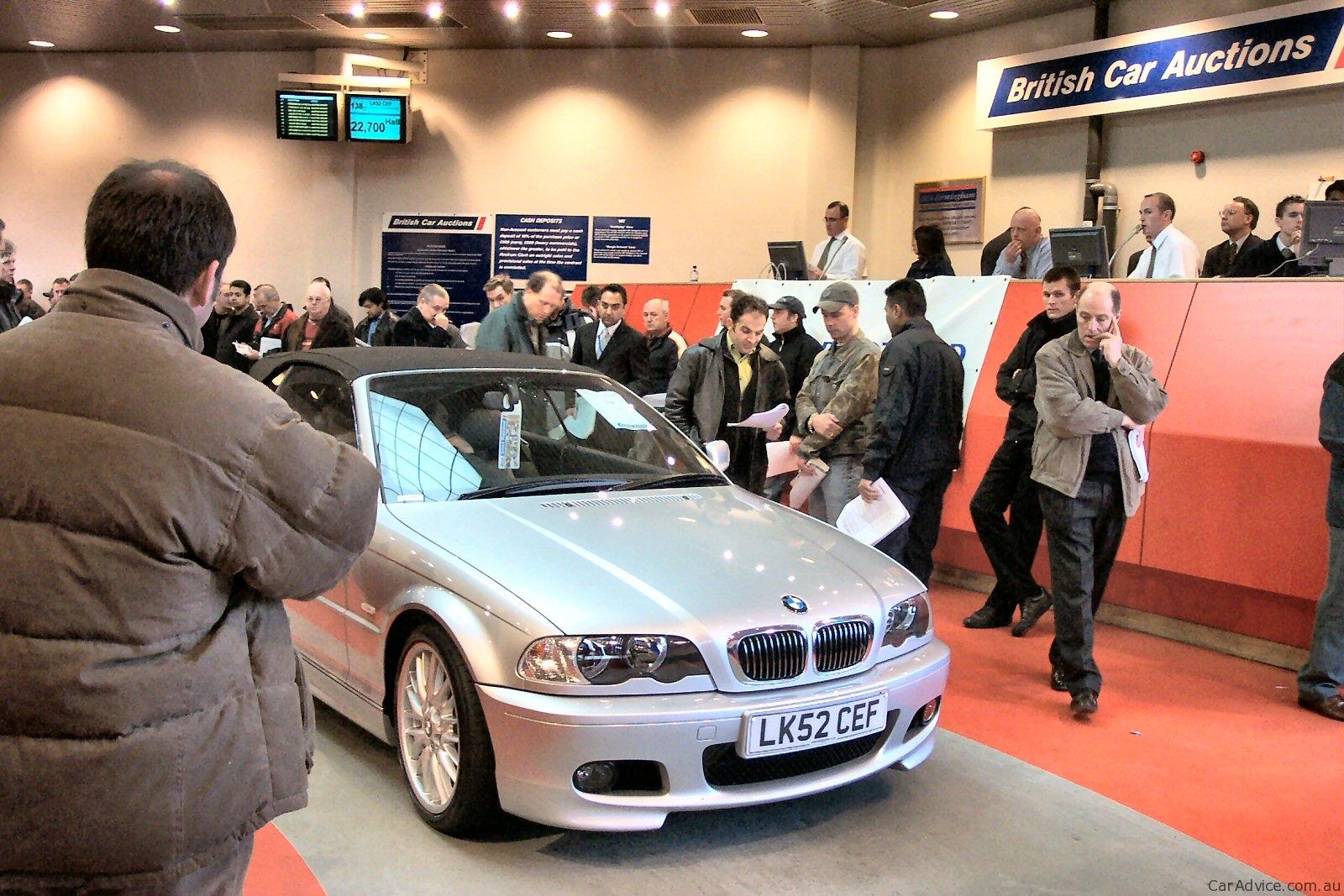 Nouveau Service: Courtier pour achat de véhicule dans les encans