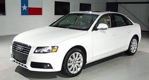 Dernière voiture en inventaire – Audi A4 2009 – VENDU