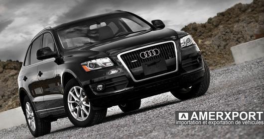 À vendre : Audi Q5 Premium  VENDU