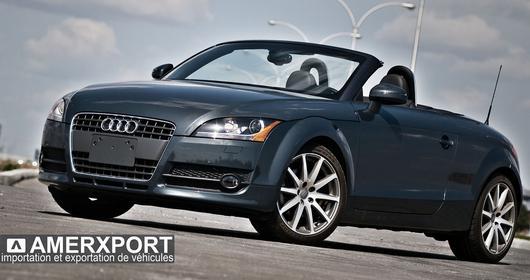 Inventaire: Audi TT 2009 Décapotable à vendre