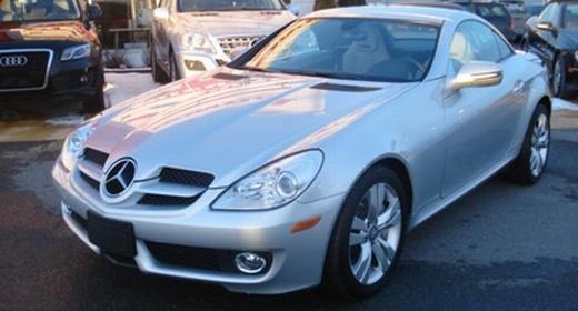 Importer une Mercedes Benz des États-Unis au Québec