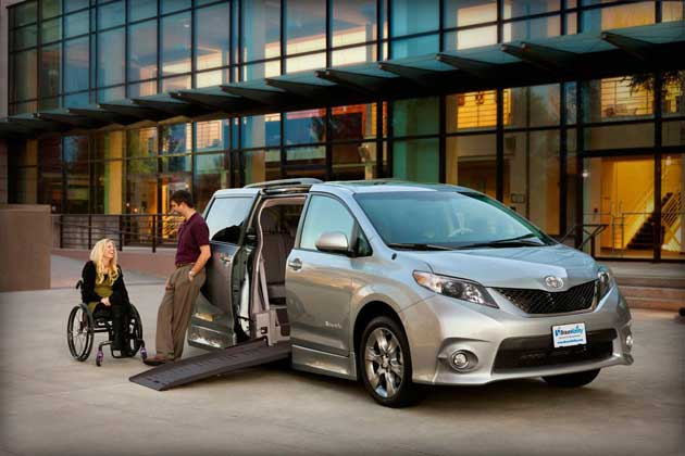 Comment importer un véhicule adapté pour les personnes handicapées