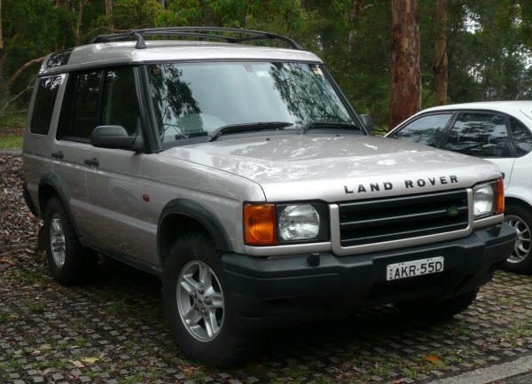 Land Rover Euro Spec