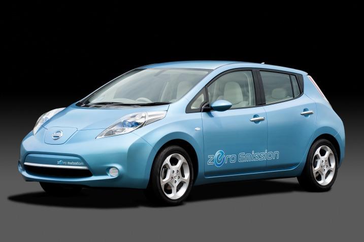 Voiture électrique: importer une Nissan Leaf est votre meilleur pari