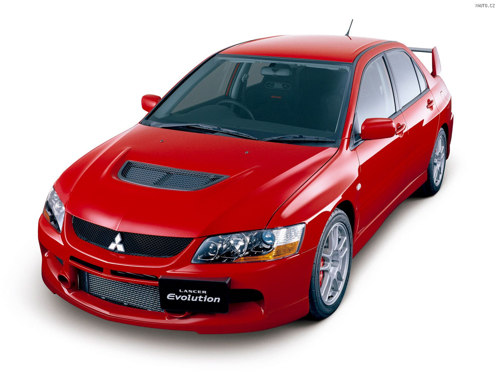 Mitsubishi Evolution Amerxport