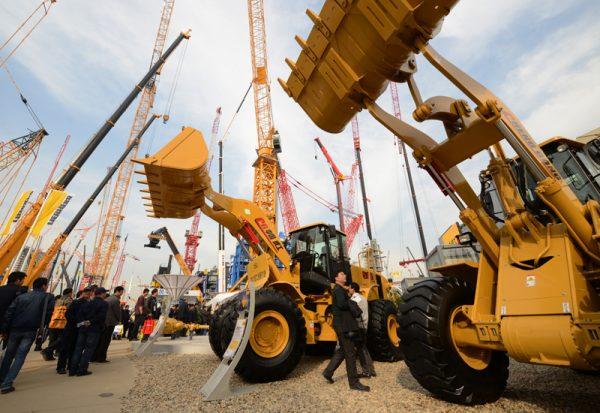Machinery Trade Fairs Chine