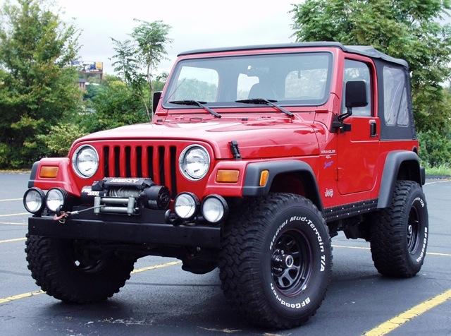 Jeep eBay Motors