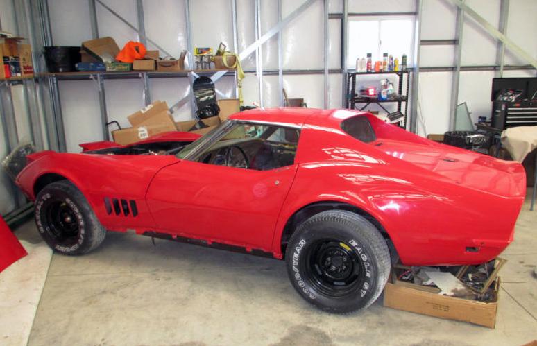 eBay-Motors-red-Corvette