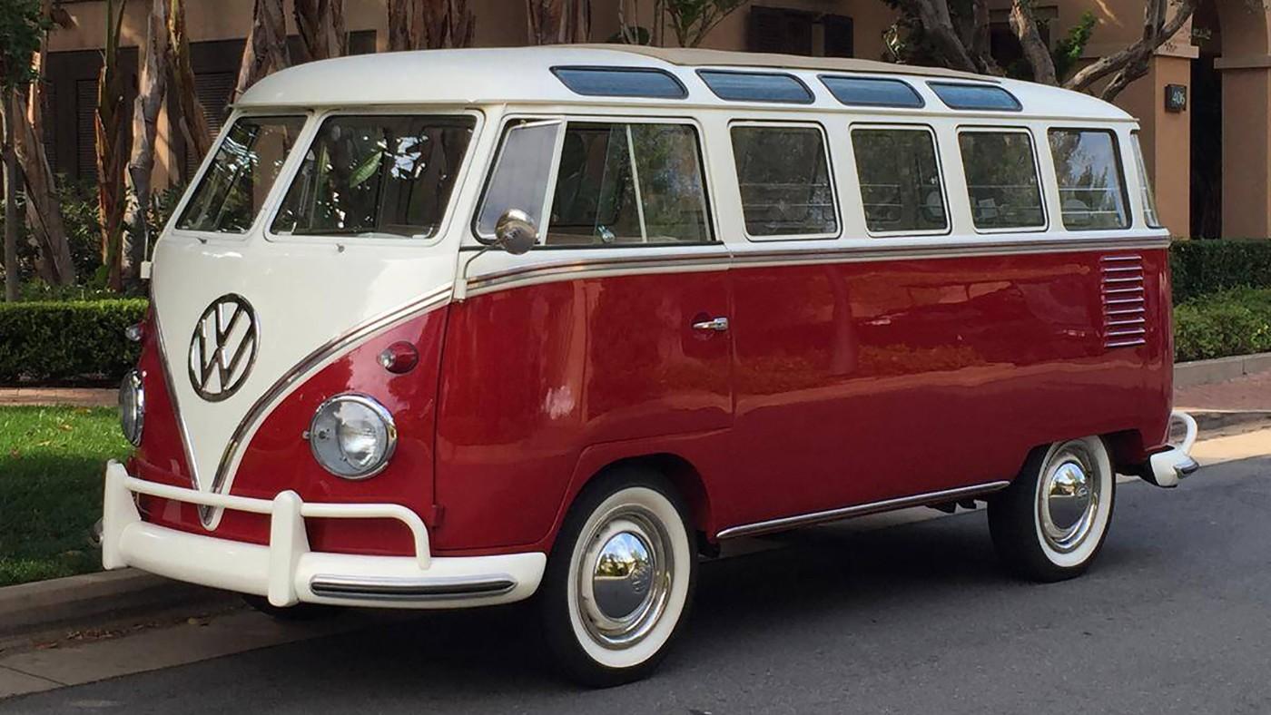 Service d'importation de Volkswagen Combi du Brésil